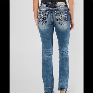 NWOT Rock Revival Aliana  Jeans